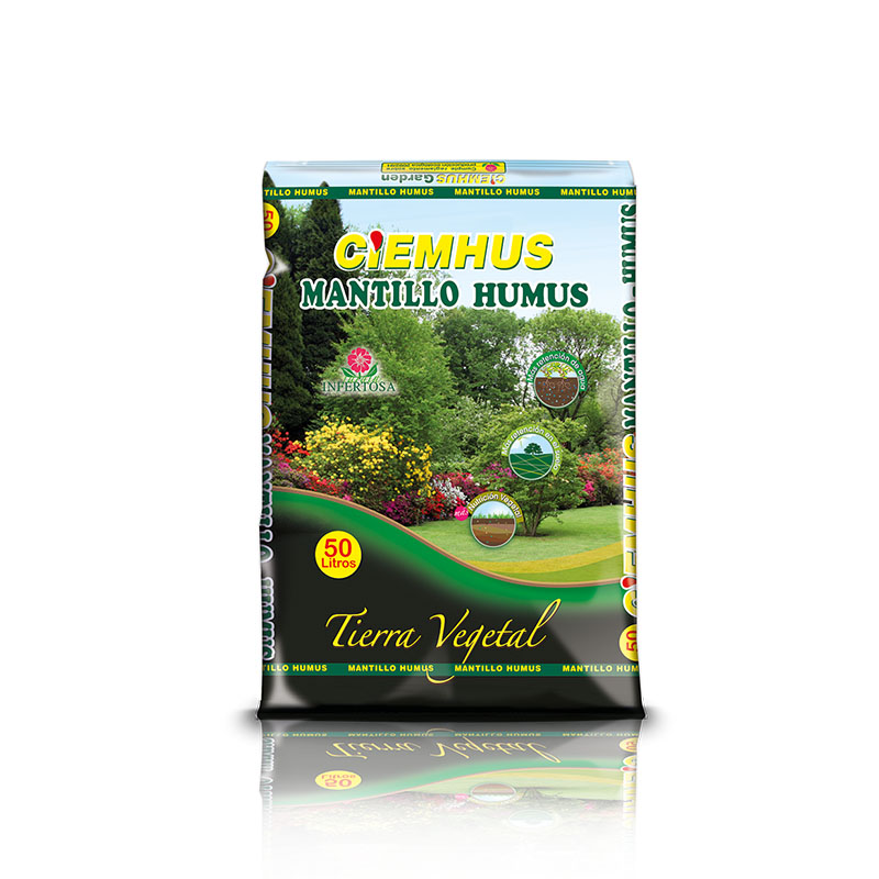Ciemhus mantillo abonos organicos sustratos para for Mantillo o sustrato